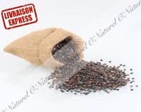 Graines de Nigelle d'Arabie Saoudite BIO en Vrac Top 50g  Black Cumin Seeds