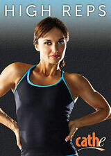 Weight Training  Strength Training Exercise DVD - CATHE FRIEDRICH High Reps!
