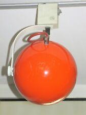 4x ERCO 57312 - Für Reflektorlampen - Wechselstrom - Farbe: orange