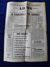JOURNAL OF MILITARY POLICE AND SPORTING ARMS NEWSPAPER 1975 GUN ADVERTISEMENTS