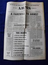 JOURNAL OF MILITARY POLICE AND SPORTING ARMS NEWSPAPER 1975 ADVERTISEMENTS