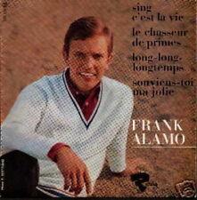 FRANK ALAMO EP FRANCE SING C'EST LA VIE