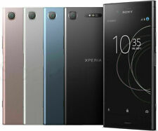 Sony Xperia XZ1 G8341 64GB Factory 4G LTE Unlocked Android Smartphone 5.2""
