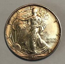 1993 1 oz American Silver Eagle Coin