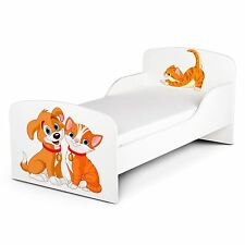 PRICERIGHTHOME CAT AND DOG TODDLER BED - WHITE 18 MONTHS+ FREE P+P NEW