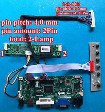 """HDMI DVI VGA Audio Board for 17.1"""" 1440x900 2 ch 8-bit LM171WX3-TLD1 -TLD2 -TLC2"""