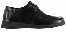 BEN SHERMAN Jimmy Boys Black Shoes Size UK 6 EU 39 *REFMRS32