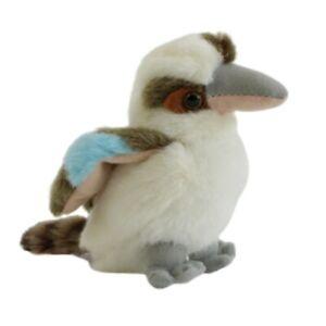 Australian Fauna Souvenir Aussie Kookaburra Bird Stuffed Soft Plush Toy