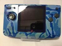 NEC NEOGEO POCKET  Blue  from JAPAN