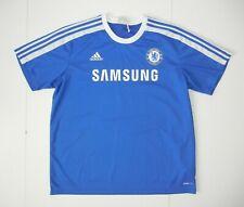 Adidas Chelsea Fc Blue ClimaLite Epl Football Jersey Soccer Shirt Sz Men's Xl