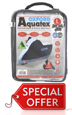 Oxford Aquatex Cover Outdoor & Indoor Motorbike Scooter Motorcycle size Large