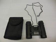 Bushnell Compact Folding Binocular Black 8 x 21 Free Shipping! #12752