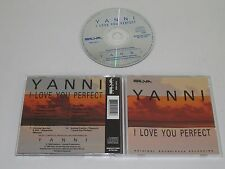 I LOVE YOU PERFECT/SOUNDTRACK/YANNI(SILVA AMERICA SSD 1015)CD ALBUM