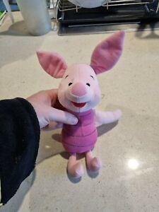 Winnie the Pooh Piglet Soft Toy Plush