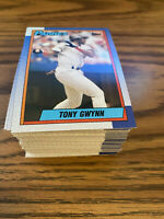 (90) 1990 Topps #730 Tony Gwynn San Diego Padres NM-MT+ Lot