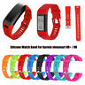 Silicone Sport Watch Band Wristband Strap Bracelet For Garmin vivosmart HR+ / HR