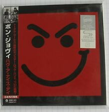 BON JOVI - Have A Nice Day + 4 JAPAN SHM MINI LP CD NEU! UICY-94554