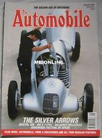 The Automobile 09/2009 featuring Mercedes, Bristol, MG , Delaunay-Belleville
