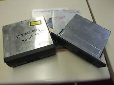 Navigationsrechner 4D0919887D mit Bedienteil 3B09191885A aus VW Passat 3B 09/97