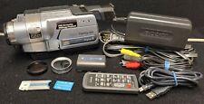 New ListingSony Dcr-Trv350 Digital Handycam Hi8 8mm Camcorder Usb Recorder *See Description