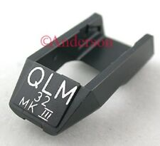 TURNTABLE NEEDLE FOR ADC QLM30/III Mk III RSQ32 RSQ34 RQ30 XLM XLM/III 4111-DET