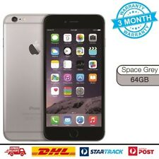 AS NEW Apple iPhone 6 64GB Space Grey 100% Unlocked 4G Smartphone Mobile