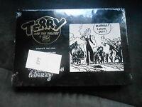 VOLUME 8 TERRY AND THE PIRATES newspaper comic reprint hc book w/dj 1941-1942
