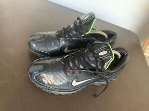 Nike Air Max 2003 03 Schwarz Black Größe 42 Selten Original Gebraucht