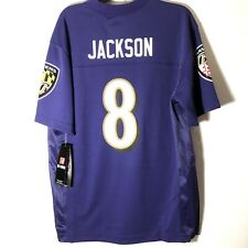Lamar Jackson NFL Youth Small Jersey