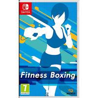 NEW Fitness Boxing - Nintendo Switch (Region Free)
