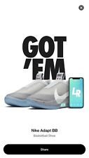 Nike Adapt BB Air Mag Size 11.5