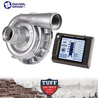 Davies Craig Electric Water Pump Alloy EWP & Digital Controller EWP115 DC 8950
