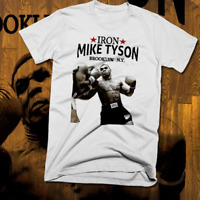 Mike Tyson T-Shirt Boxing Legend Retro Tee, UFC, MMA, S to 3XL, soft cotton, new