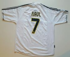 Real Madrid 2003-04 home jersey shirt. Xl mens #RAUL 7