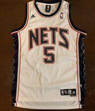 Vintage Adidas NBA New Jersey Nets Jason Kidd Basketball Jersey
