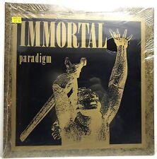 Immortal Paradigm SEALED Original LP Vinyl Record Album New Wave Goth Gothic