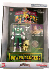 Power Rangers Legacy Auto Morphin Green Ranger 2018 Re-release New Sealed