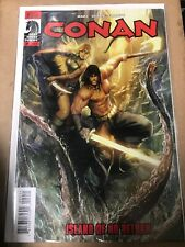 Conan # 2 Island Of No Return  (9.6-9.8)