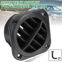 42mm Heater Duct Ducting Hose Pipe Warm Air Vent Outlet For Eberspacher
