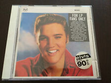 """For LP Fans Only"" Elvis Presley (CD, RCA, Made In Australia, Disctronics) *VGC*"