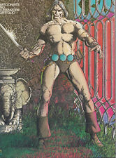 CARTOONISTS & ILLUSTRATORS PORTFOLIO #1 1977 FINE-VF cover, RARE art BARRY SMITH