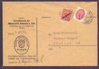 Dt. Reich Dienstbrief - MiF MiNr. D 103 / 123 Y - Michel 60,00 € (268)