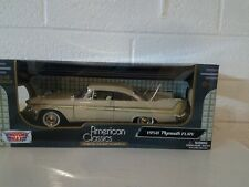 Motor Max 1958 Plymouth Fury American Classics Collection Diecast Scale 1:18