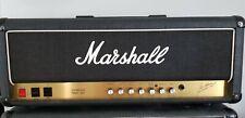 MARSHALL BLACK JUBILEE 2555 100 Watt HEAD 1989