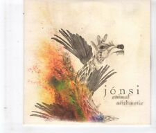 (HL299) Jonsi, Animal Arithmetic - 2010 DJ CD