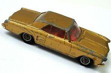 Corgi 60s Buick Riviera Gold Car 1:43 419dr-gb5
