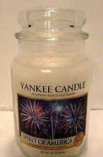 *NEW* Yankee Candle Large 22oz Jars ~Spirit of America~