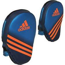 Adidas Speed Training Focus Mitts Punch Pads Metallic Blue