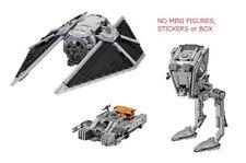 LEGO Star Wars: Rogue One - 75154, 75153, 75152 - NO MINI FIGURES / BOX