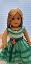 American Girl Doll Pre Owned Mint With Bonus Evening Dress And Get Well Package
